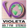 Radio Violeta Stereo 89.7 FM