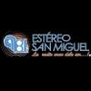 Radio Estéreo San Miguel 98.1 FM
