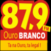 Rádio Ouro Branco 87.9 FM