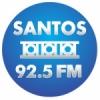 Rádio Santos 92.5 FM