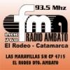 Radio Ambato 93.5 FM