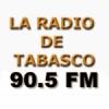 La Radio de Tabasco 90.5 FM
