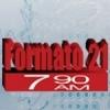 XECMQ Formato-21 790 AM