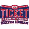 Radio KRMD The Ticket 100.7 FM 1340 AM