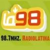 Radio La 98 Radiolatina 98.7 FM