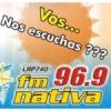 Radio Nativa 96.9 FM