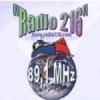 Radio 216 89.1 FM