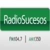 Radio Sucesos 104.7 FM 1350 AM