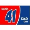 Radio 41 1360 AM