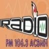 Rádio ACBNH 106.3 FM