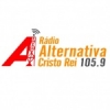 Rádio Alternativa do Cristo Rei 105.9 FM