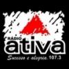 Rádio Ativa 107.3 FM