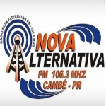 Rádio Nova Alternativa 106.3 FM