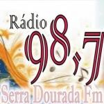 R�dio Serra Dourada 98.7 FM