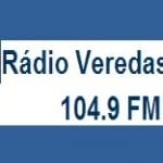 R�dio Veredas 104.9 FM