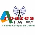 R�dio Aroazes 104.9 FM