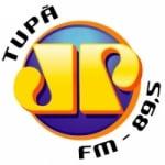 Logo da emissora R�dio Jovem Pan 89.5 FM
