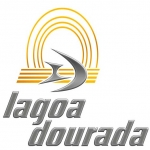 Logo da emissora R�dio Lagoa Dourada
