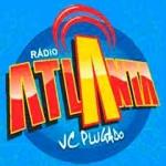 Logo da emissora R�dio Atlanta Sertaneja