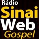 Logo da emissora R�dio Sinai Web Gospel