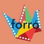 Logo da emissora Rádio Forró Web