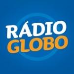 Logo da emissora Rádio Globo 1100 AM
