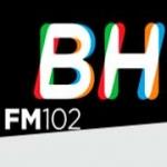 Logo da emissora R�dio BH 102 FM