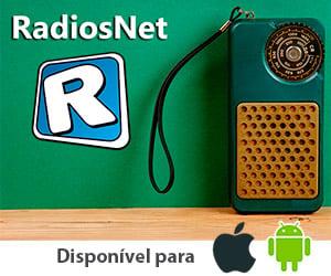 Ouça rádios online no seu celular ou tablet. Disponível para Android e iOS.