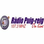 Logo da emissora Radio Puig-Reig 107.3 FM