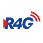 Logo da emissora Radio 4G 103.2 FM