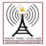 Logo da emissora Rádio Fogo Vivo