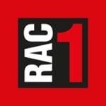 Logo da emissora Radio Rac 1 - 87.7 FM