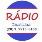 Logo da emissora Rádio Ibatiba