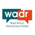 Logo da emissora West African Democracy Radio 94.9 FM