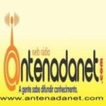 Logo da emissora Antenada Net