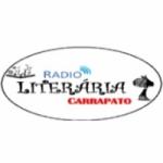 Logo da emissora Rádio Literária Carrapato