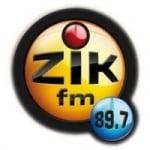 Logo da emissora Radio Zik 89.7 FM