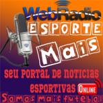 Logo da emissora Rádio Esporte Mais Cariri