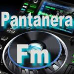 Logo da emissora Rádio Pantanera FM