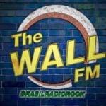 Logo da emissora Rádio The Wall FM