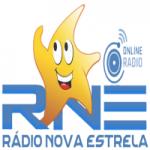 Logo da emissora Rádio Nova Estrela