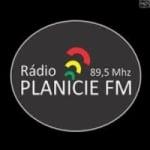 Logo da emissora Rádio Planície 89.5 FM