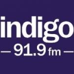 Logo da emissora Radio Indigo 91.9 FM