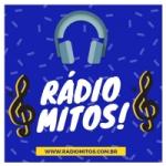 Logo da emissora Rádio Mitos