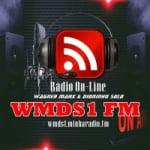 Logo da emissora Rádio WMDS1 FM