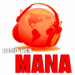 Logo da emissora Radio Web Maná