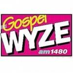 Logo da emissora Radio Gospel WYZE 1480 AM