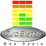 Logo da emissora Ouro Branco Webradio