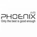 Logo da emissora Phoenix FM