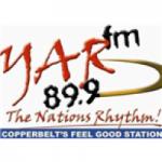 Logo da emissora Radio Yar 89.9 FM
